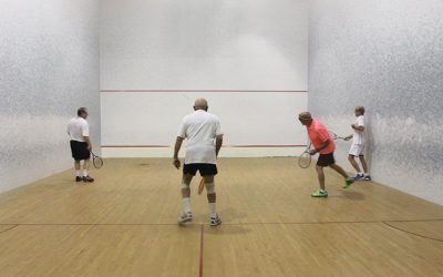 How Squash Changed My Health and Fitness
