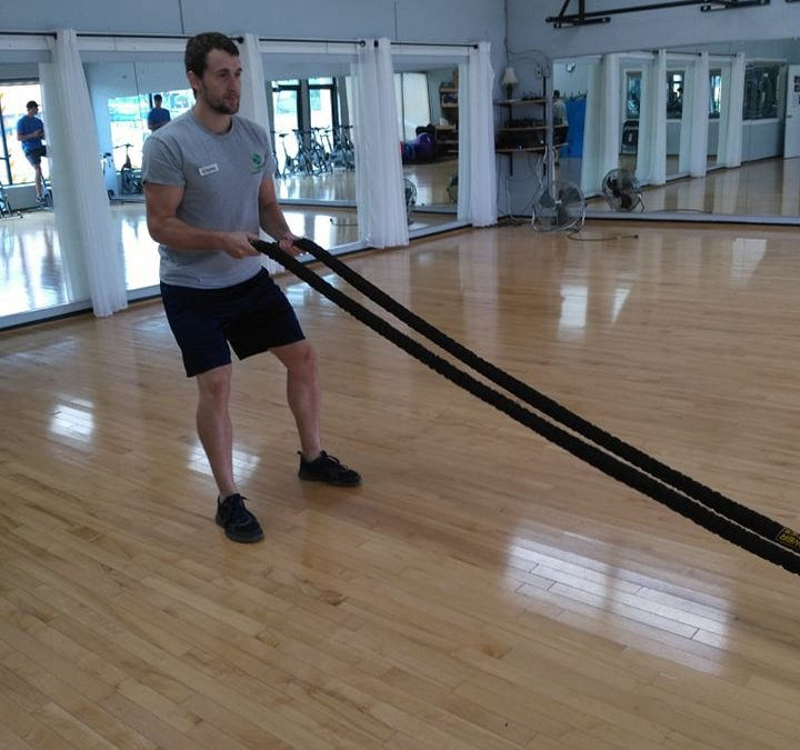 Different Ways to use Battle Ropes: