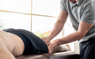 Athletic Therapy at The Centre