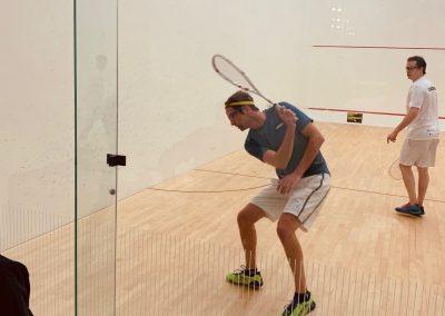 Squash Doubles