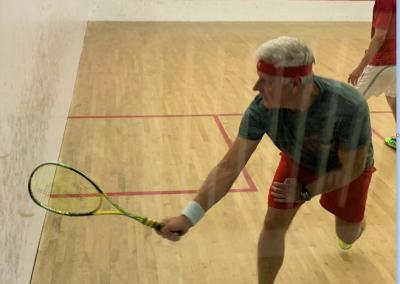 Squash Singles